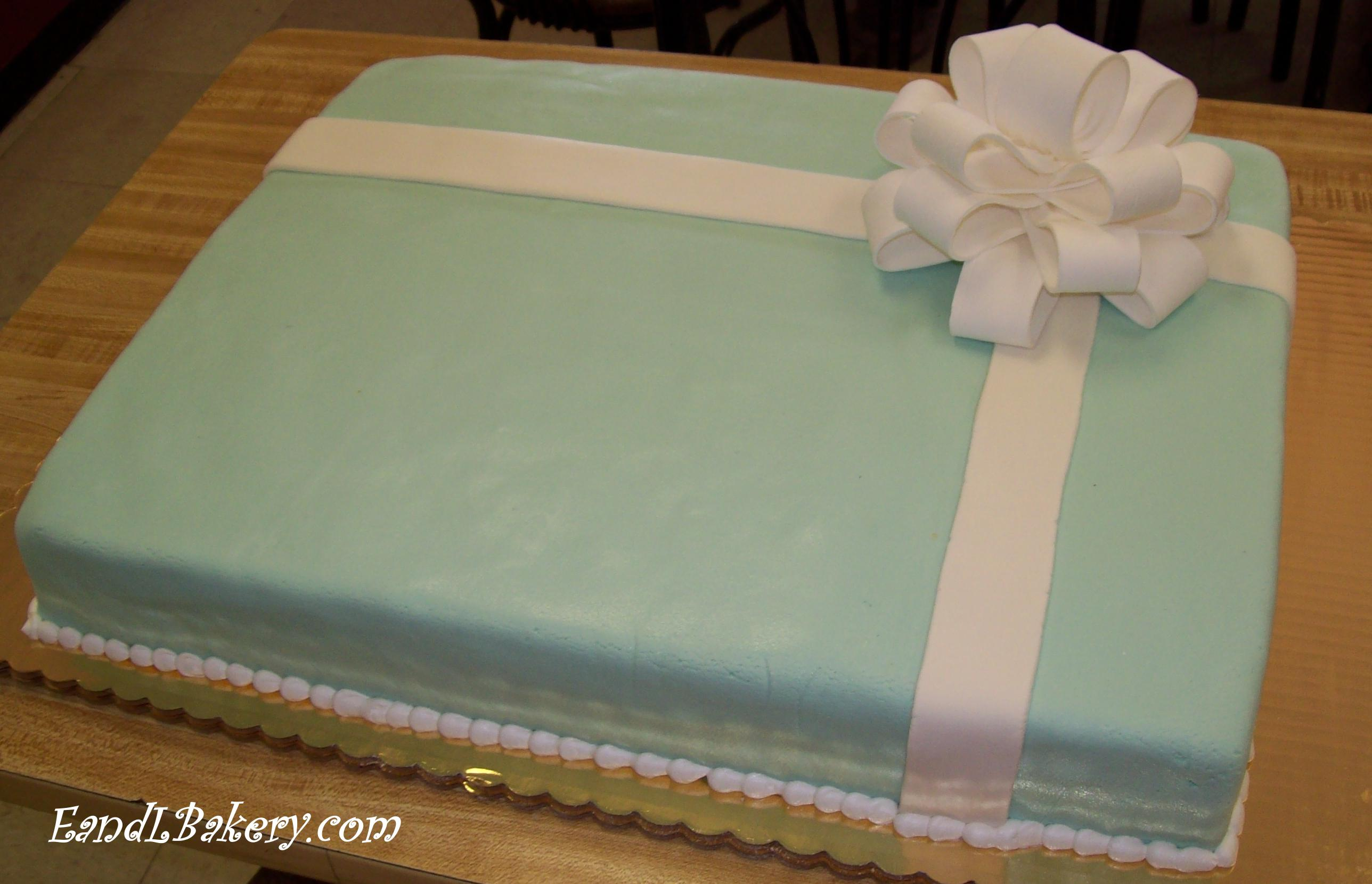 #145 Tiffany Sheet Cake
