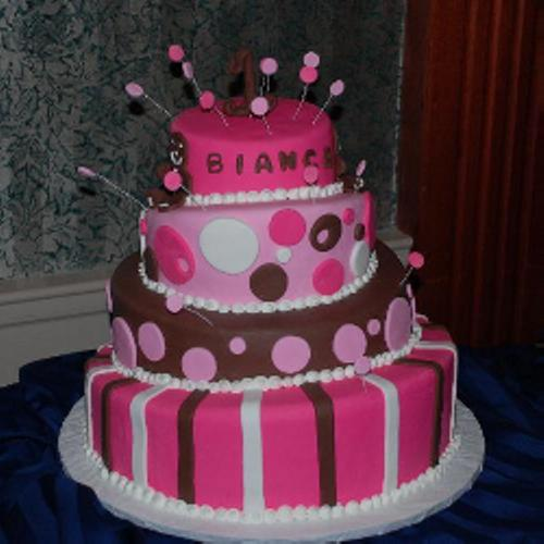 #129 Bianca's Cake