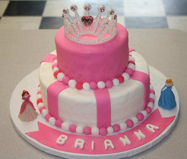 Brianna's 4th Princess