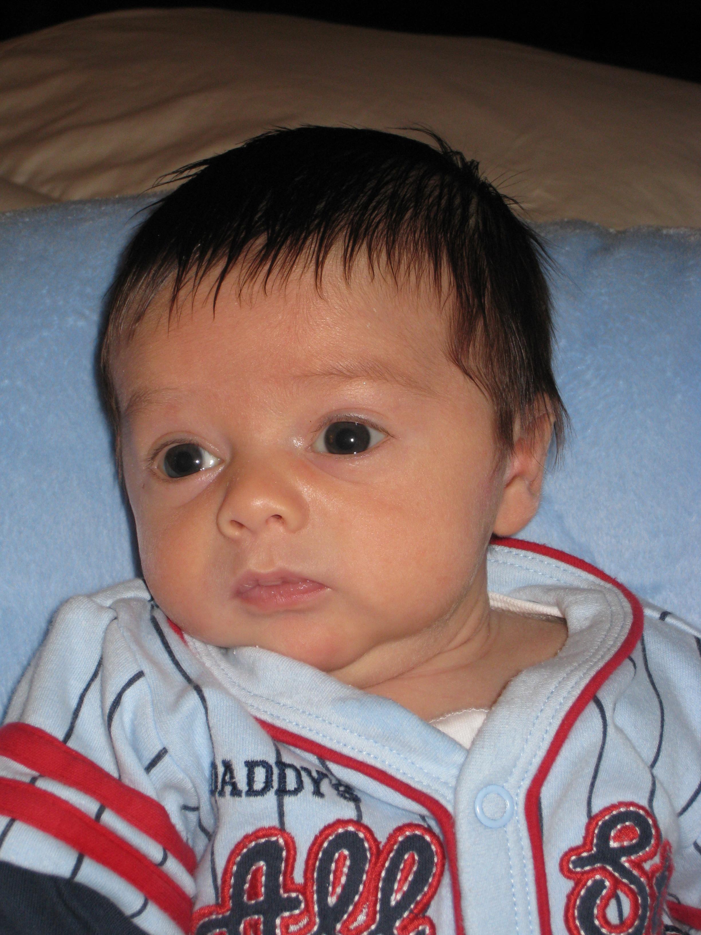 Seven weeks old