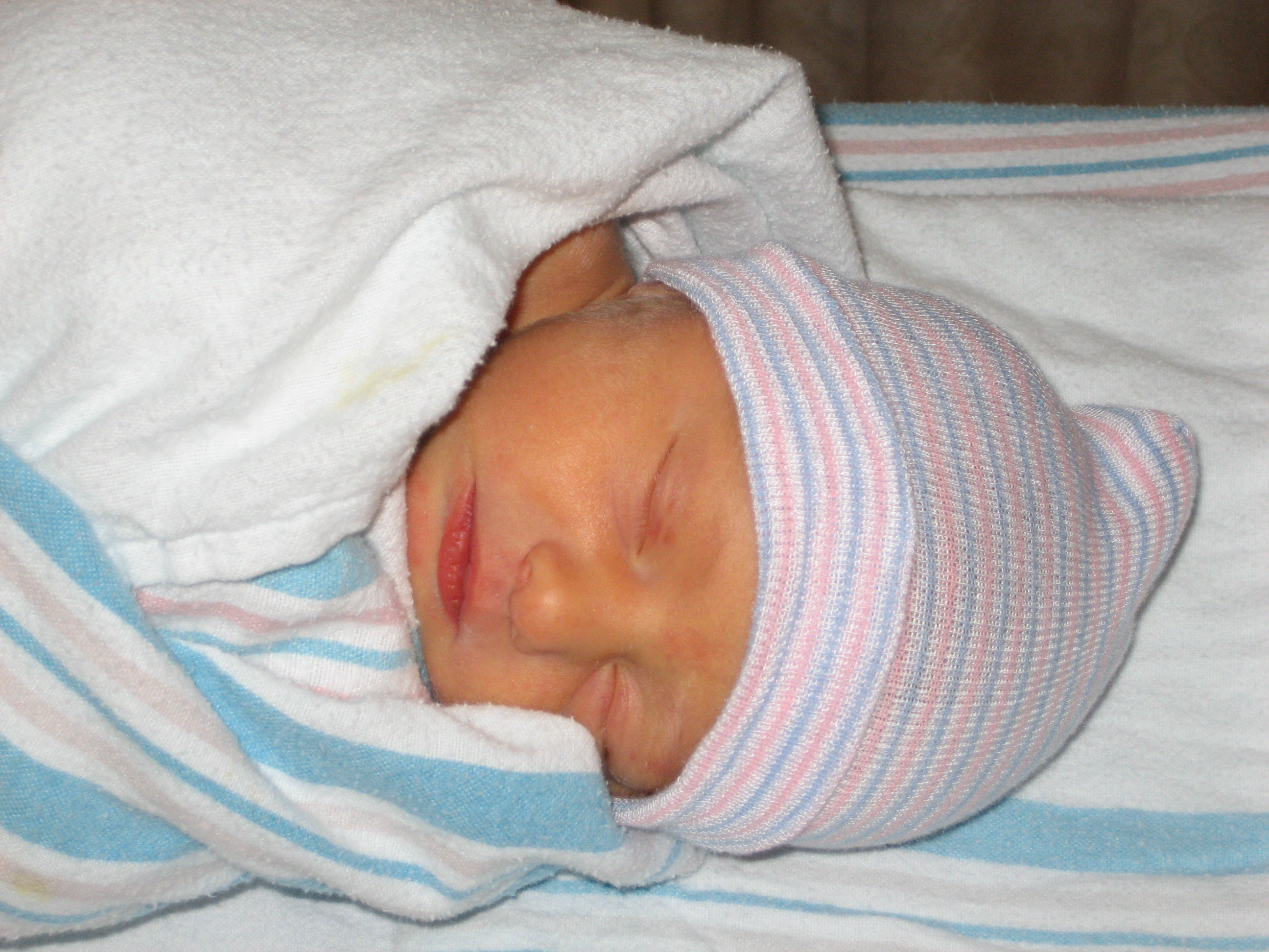 Bianca was born on April 20, 2007