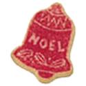 Red Noel Bell 2.5