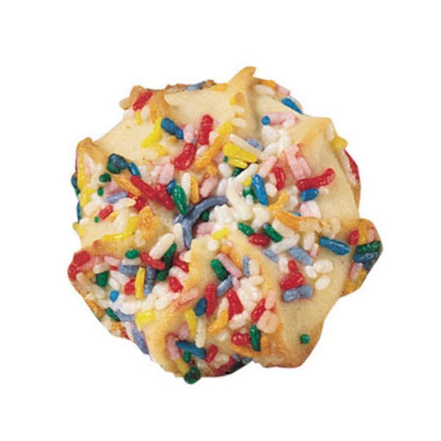 Rainbow Sprinkle Cookie