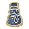 Blue Snowman 2.5