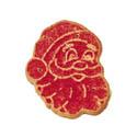 Red Santa Face 2.5