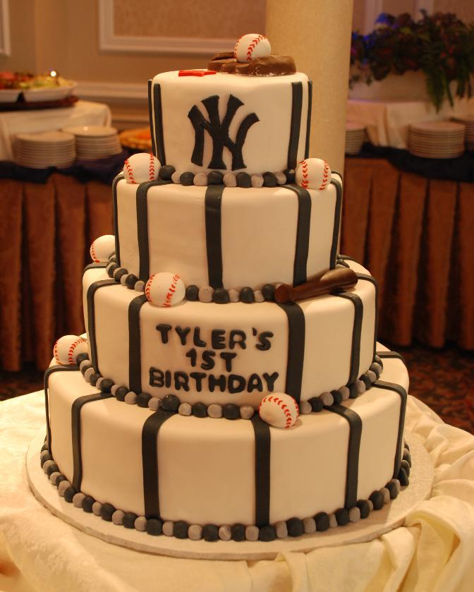 Tyler's Yankee Cake